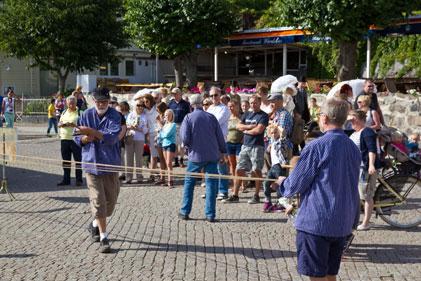 Repslagning Marstrand 2013