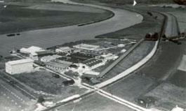 Carlmarks Repslagarbana, nu flyttad till Älvängen, på 1930-talet