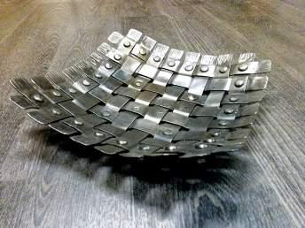 Smidd skål av Martti RIsko