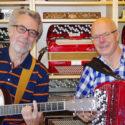 Musik-kafé med Alf och Jan