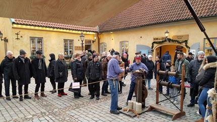Kronhusbodarnas Julmarknad
