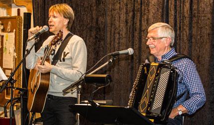 Jarl Carlsson och Lennart Thorstensson