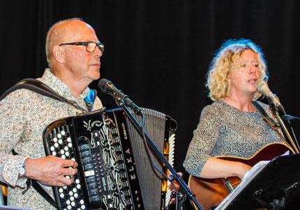 Lotta och Lennart på Teatervinden!
